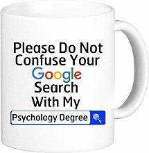 yoshop Best Geschenke für Psychologen Funny