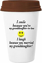 yoshop granddaughter-in-law Geschenke I Smile