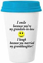 yoshop grandson-in-law Geschenke I Smile Because