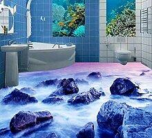 Yosot 3D Badezimmer-Tapete Wasserdichte Reef