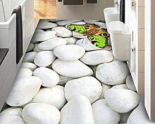 Yosot 3D-Tapete für Innenräume, klassisch, Weiß