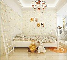 Yosot Kinderzimmer Tapete Vlies Junge Mädchen