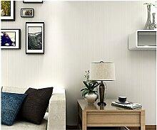 Yosot Modern Gestreifte Tapete Wohnzimmer