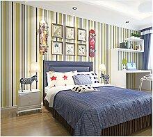 Yosot Modern Gestreifte Vliestapeten Wohnzimmer