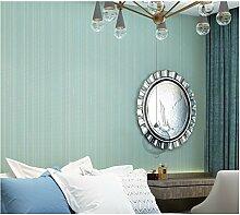 Yosot Moderne Reine Farbe Streifen Tapete