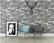 Yosot Retro 3D Effekt Tapete Wohnzimmer