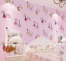 Yosot Warme Mädchen Schlafzimmer Tapete Tapete