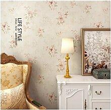 Yosot Warme Rosen Und Altes Schlafzimmer Tapete