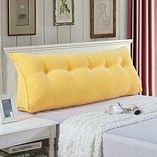 YOTA HOME Bedside Rückenlehne Kissen,