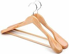 YOTA HOME Garderobe (4 Stück) Kleiderbügel,