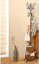 YOTA HOME Garderobe Coat Racks Eisen Einfache