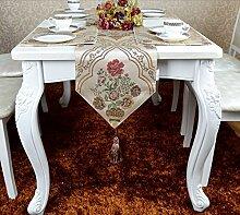 YOTA HOME Tischläufer Tischläufer chinesischen