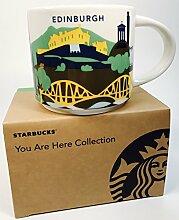 You Are Here YAH Series Starbucks-Stadt-Becher Sie