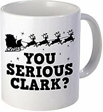 You Serious Clark Christmas Gift Idea - Unique