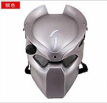 youjiu Dekoration .Maske Mit Lichterschutzmaske