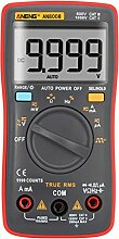 YouN AN8008 True-RMS Digital Multimeter 9999 Counts Square Wave Voltage Ammeter