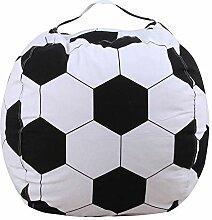 Youngshion Niedlicher Sitzsack in Ballform, aus