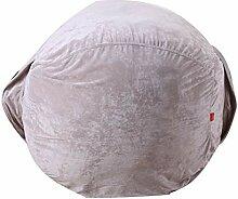 Youngshion Sitzsack für Kinder, weich, flauschig