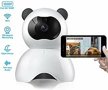 YOUNICER 1080P FHD WiFi IP Kamera Babyphone mit