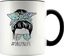 YouNique Designs OBGYN Doctor Mug 11oz OBGYN