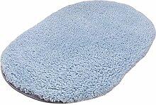 YouPue Badvorleger Weiche Mikrofaser Teppich Für
