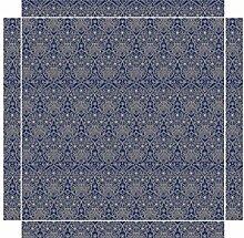 YOURDEA - Aufkleber für Möbel Sticker für IKEA Lack Tisch Beistelltisch Couchtisch Motiv mit Motiv: Spitze inklusive Rakel