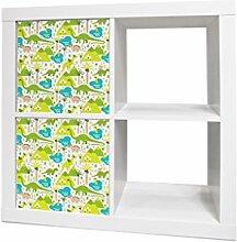 YOURDEA - Aufkleber Möbel Kinderzimmer Sticker