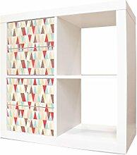 YOURDEA - Aufkleber Möbel Sticker für IKEA