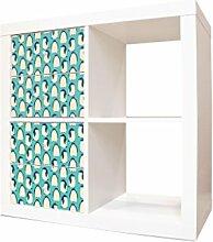 YOURDEA - Möbel Aufkleber Sticker für IKEA
