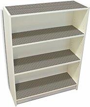 YOURDEA - Möbelsticker IKEA Billy Regal Böden 100x80cm Möbel Sticker mit Motiv: Sternbögen