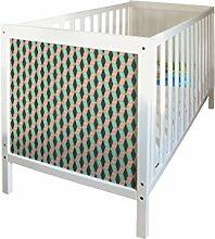 yourdea - Sticker für IKEA Sundvik Kinderbett mit