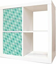 YOURDEA - Sticker Möbel Aufkleber für IKEA