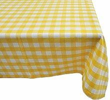 Yourtablecloth Tischdecke aus 100 % Baumwolle,