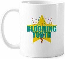 Youth Youth Vitality Creation Tasse, Keramik,