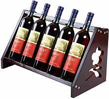 YOUZHI Europäischen Stil Weinflaschenregal