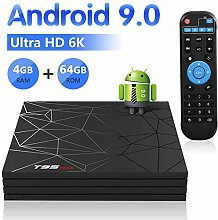 YPSMCYL Smart Android 9.0 TV-Box T95 MAX