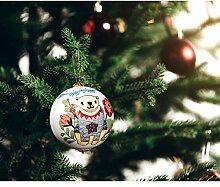 YQ Weihnachtskugeln für Weihnachtsbaum,