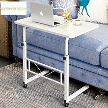 YQ WHJB Höhenverstellbar Laptop Schreibtisch,Bett