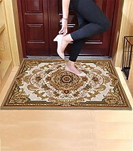 YQJDTD Teppich Bodenmatte Tür Matte Badematte