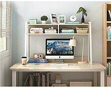 YQQ-Regal Bücherregal Tischgestell Einfaches