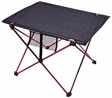 Yqs Klappbarer Camping-Tisch Outdoor Klapptisch