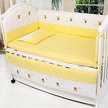 YQZ Bettumrandung Kinderbett, Couette Surround
