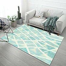 YQZS rutschfeste Flauschig Teppich Polypropylen