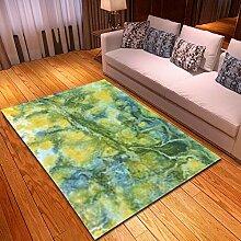YQZS Schlafzimmer Wohnzimmer Kids Decor Teppiche