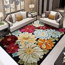 YQZS Teppich moderner minimalistischer Teppich