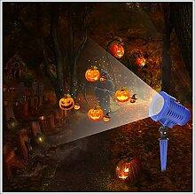 YRE Halloween Kürbis Remote Dynamische