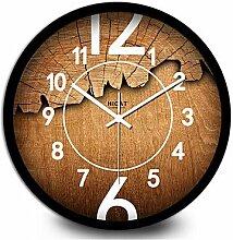 YROAR CLOCKS Kreative antikes Holz Risse