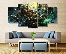 Wandbilder Wohnzimmer in vielen Designs online kaufen ...