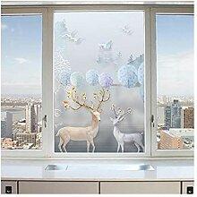 Yruog 3D Fensterfolien Fensterfolie 3D