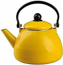Yruog Teekanne Keramik Teekanne Emaille Teekanne